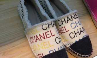 Chanel 渔夫鞋