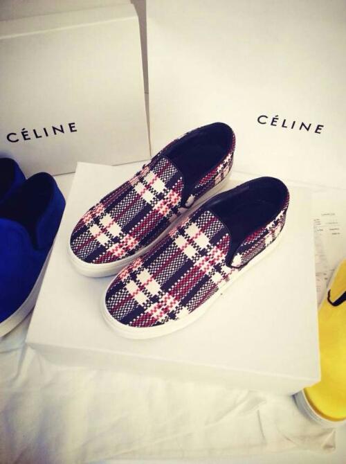 celine 乐福鞋