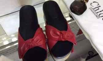 chloe拖鞋