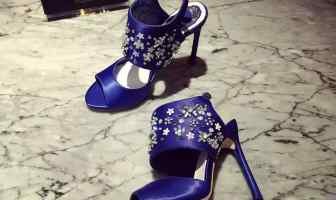Dior凉鞋
