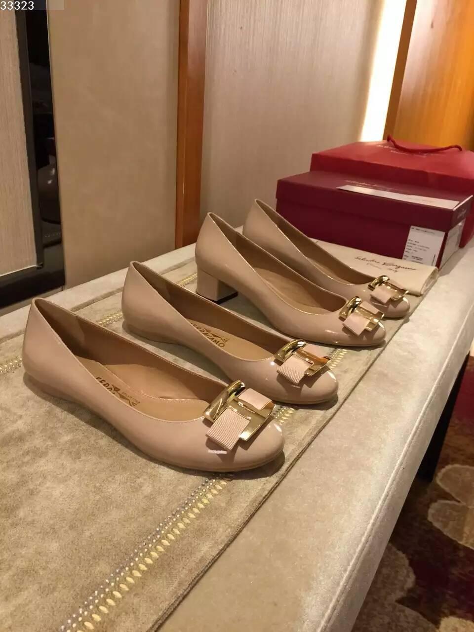 Ferragamo 单鞋