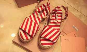 Miu Miu 凉鞋