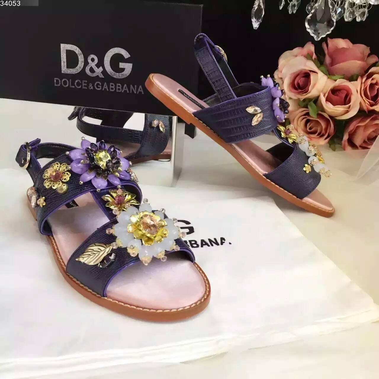D&G凉鞋
