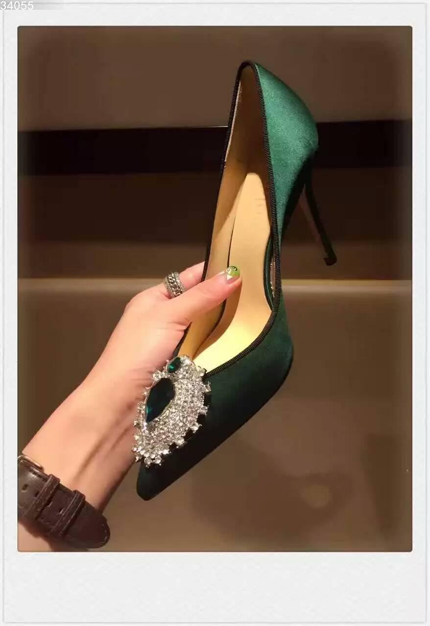 Chloe高跟鞋