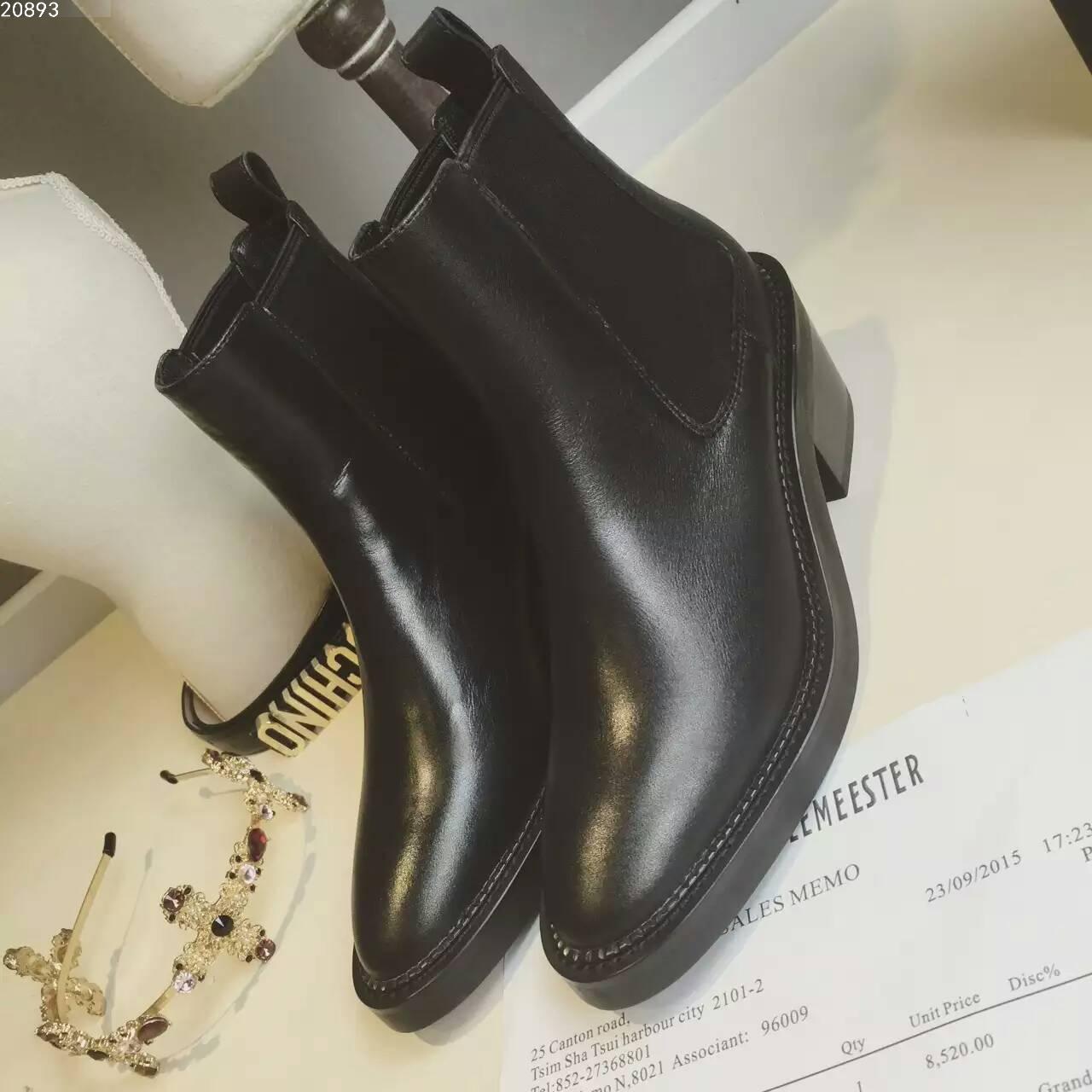 Ann Demeulemeester 8CM靴