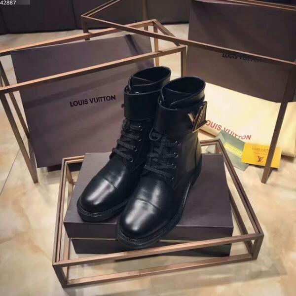 Louis Vuitton军靴