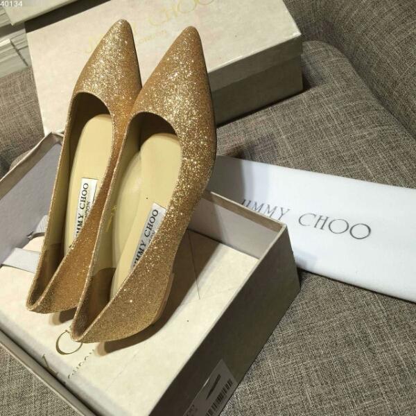 Jimmy Choo婚礼鞋