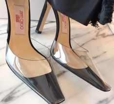 【JIMMY CHoo ➕Ashley Williams】独家联名合作款高跟鞋